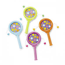 noise makers bright polka dot noisemakers 12ct wally s party factory