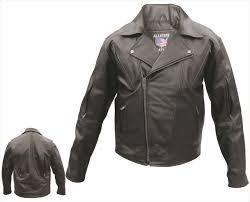 mens black leather motorcycle jacket buffalo leather motorcycle jacket w vents front back u0026 sleeves