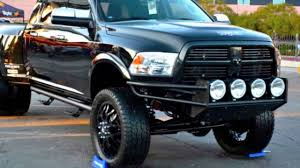 prerunner dodge truck n fab rsp bumpers youtube