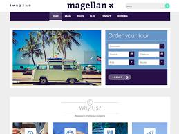 45 best travel wordpress themes for blogs agencies and hotels