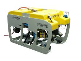 this is an rov which is an unmanned vehicle it is more compact