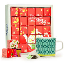 tea shop advent calendar sweet janes