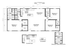 3 Bedroom Trailer Floor Plans by 100 Home Floor Plans Open Floor Plans Open Floor Plans