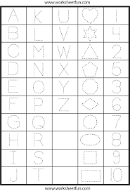 the 25 best letter tracing ideas on pinterest free alphabet