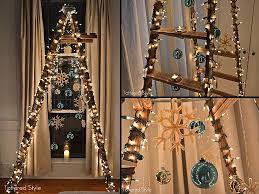 stimulating christmas tree alternatives decorating themes