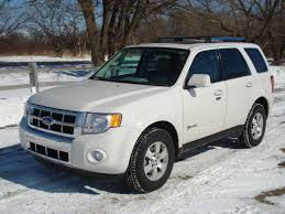Ford Escape Electric - buying tip is 2010 ford escape hybrid only a fair weather friend
