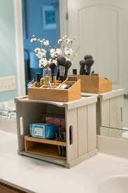 Bathroom Counter Organizers A Functional And Pretty Vanity U2013 The Small Things Blog