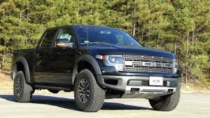 Ford Raptor Truck Black - 2013 ford raptor svt roush supercharged review youtube