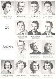 free high school yearbook pictures 1958 sheboygan central high school yearbook