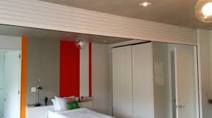 Custom Room Dividers by Roll Shutter Custom Interior Installation Security Room Divider