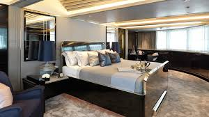 Yacht Bedroom by Award Winning Sealyon Yacht For Sale Iyc