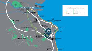 Dublin Ireland Map Masterplan Cherrywood