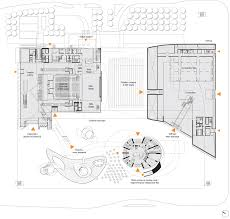Rogers Centre Floor Plan by Cinema Centre By Coop Himmelb L Au