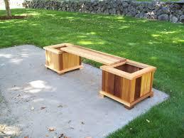 planter bench plans cheng concrete exchange drawings park avenue planter images on