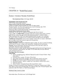 collection of world history worksheet answers cockpito