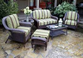 furniture outdoor wicker furniture cushions investing wicker