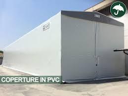 capannoni mobili coperture pvc civert tunnel retrattili e capannoni mobili