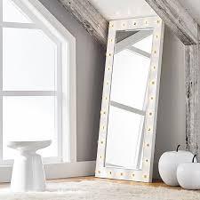 light up full length mirror mirrors inspiring floor mirror with lights floor mirror with
