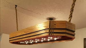 light over pool table custom pool table light youtube
