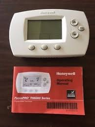 honeywell focuspro th6000 28 images honeywell focuspro th6000