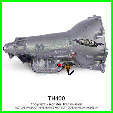 turbo 400 th400 transmission 4