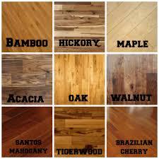 compare different types of hardwood floors hardwood flooring