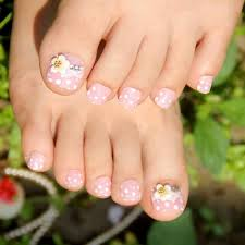 45 most adorable toe nail art ideas for trendy girls