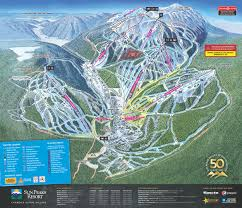 Steamboat Trail Map Sun Peaks Bc Trail Map Webcams