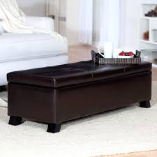 coffee tables splendid this crawford bonded leather bench