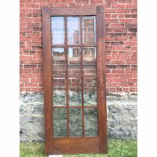 leaded glass french doors antique french doors