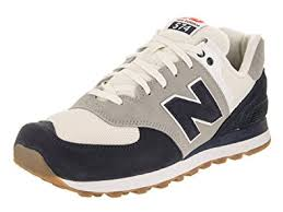 amazon customer reviews new balance mens 574 amazon com new balance mens 574 retro sport navy silver sneaker