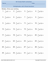 printable math worksheets fractions fractions worksheets printable for teachers first grade common core