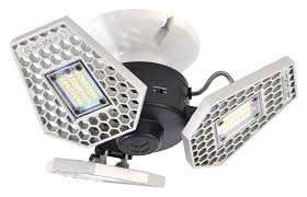 big led light for dark garages for a price garagespot