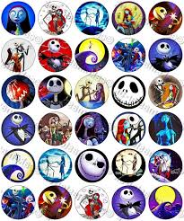 nightmare before christmas cupcake toppers nightmare before christmas cupcake toppers animebgx