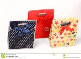 present bags present bags stock image image of spend selling 28657657