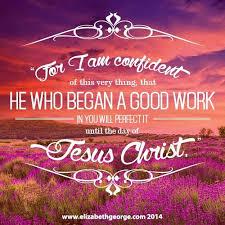 philippians 1 thanksgiving and prayer believe trust