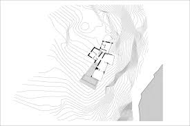 House Site Plan by Gallery Of Cliff House Altius Architecture Inc 18