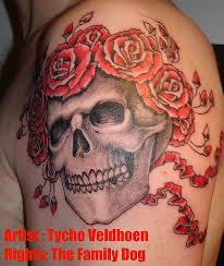 grateful dead tattoos beauty live style tattoo