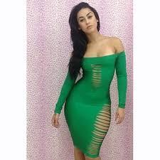 out dresses women s green cut out dresses women s