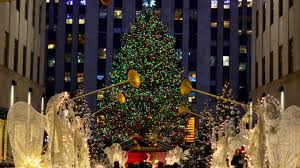 live rockefeller tree lighting the story behind the rockefeller center christmas tree official