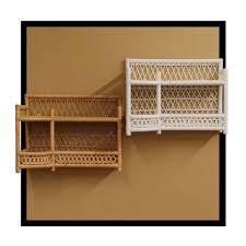 Wicker Bathroom Wall Shelves Wall Shelves Design Vintage Wicker Bathroom Wall Shelves White