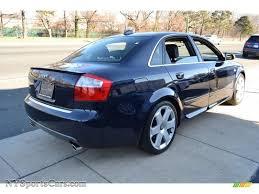 2004 audi s4 blue 2004 audi s4 4 2 quattro sedan in moro blue pearl effect photo 5