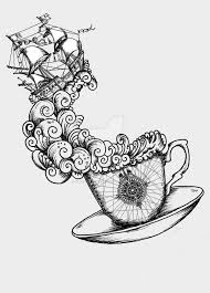 storm in a teacup storm in a teacup by angelswithneedles on