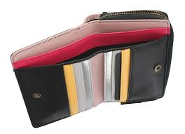 tula violet collection ladies leather multi coloured purse 7476 ebay