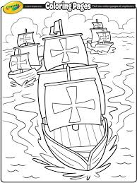viking ship coloring page best 25 christopher columbus boats ideas on pinterest who was