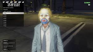 president halloween mask gta v how to dress like a clown halloween costume 1 youtube