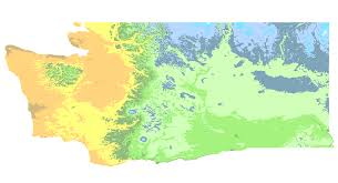 Lake Washington Map by Bonney Lake Washington Hardiness Zones