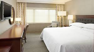 traditional guest room sheraton rockville hotel