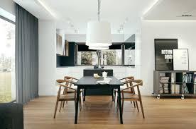 modern lighting for dining room home interior design