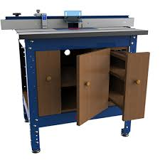 kreg router table cabinet is one of the free plans at kreg tool